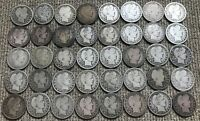ROLL OF 40 BARBER QUARTERS