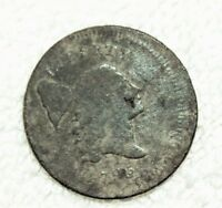 1795 LIBERTY CAP HALF CENT