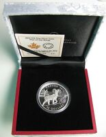 2015 PROOF $15 CLASSIC CHINESE 6 YEAR SHEEP RAM GOAT CANADA .9999 SILVER