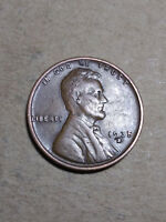 1935 S LINCOLN WHEAT CENT PENNY  LH442 EXTRA FINE   OLD