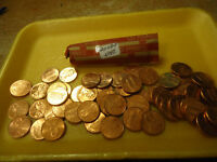 2008 P LINCOLN CENT ROLL      UNC          COMBINED SHIPPING