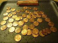 1984 P ROLL OF LINCOLN  CENTS  >> COMBINED SHIPPING <<