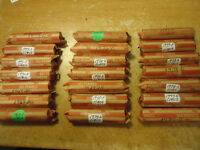 1979 P PENNY ROLL  YOU ARE BIDDING THIS LISTED ROLL ONLY   COMBINE SHIPPING