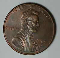 2000 D 1C LINCOLN PENNY CENT