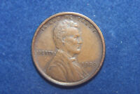 1909-P VDB LINCOLN CENT EXTRA FINE