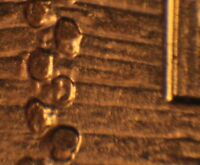 2009 P EC WDDR 013 CDDR 013 LINCOLN CENT DOUBLED DIE