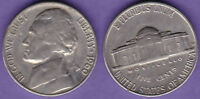 US JEFFERSON NICKEL 1960 D XF US SELLER