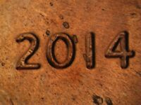2014 P WDDO 005  LINCOLN CENT DOUBLED DIE