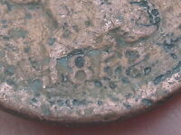 1852 OR 1853 BRAIDED HAIR LARGE CENT PENNY