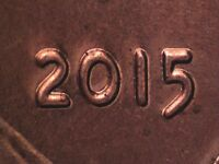 2015 P WDDO 014 LINCOLN CENT DOUBLED DIE