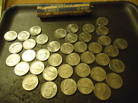 2003 P ROLL OF NICKELS CIRCS         >> COMBINED SHIPPING <<