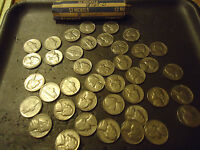 1969 D ROLL OF NICKELS CIRCS         >> COMBINED SHIPPING <<