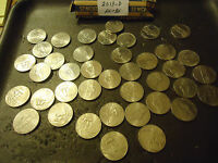 2013 D ROLL OF NICKELS  AU BU          >> COMBINED SHIPPING <<