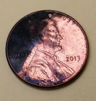 2013 P 1C LINCOLN PENNY CENT C