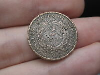 1870 TWO 2 CENT PIECE- METAL DETECTOR FIND?