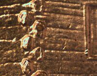 2009 P EC WDDR 084 LINCOLN CENT DOUBLED DIE
