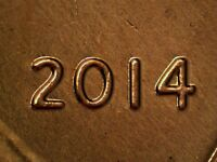 2014 P WDDO 008 LINCOLN CENT DOUBLED DIE