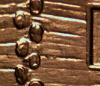 2009 P EC WDDR 140 LINCOLN CENT DOUBLED DIE