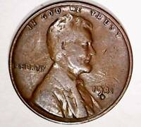 1931-D LINCOLN CENT