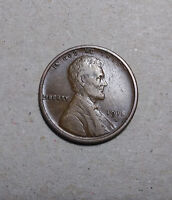 1915 S LINCOLN WHEAT CENT PENNY  EI2 OLD