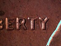 2015 P WDDO 031 LINCOLN CENT DOUBLED DIE