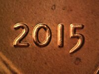 2015 P  WDDO 012 LINCOLN CENT DOUBLED DIE