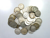 1 ROLL  50  CANADA 80  SILVER 10 CENTS DIMES 1939 1966