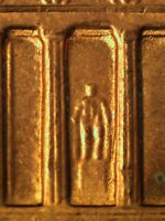 1998 D 1DR 005 LINCOLN CENT DOUBLED DIE