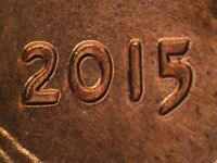 2015 P WDDO 007 LINCOLN CENT DOUBLED DIE