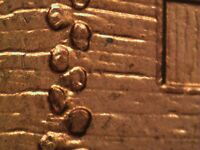 2009 P EC WDDR 017 CDDR 011 LINCOLN CENT DOUBLED DIE
