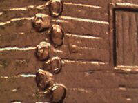 2009 P EC WDDR 085 LINCOLN CENT DOUBLED DIE