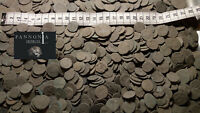 UNCLEANED ROMAN COINS  150 COINS   100  AUTHENTIC