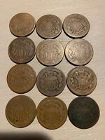 TWO CENT COINS     $14.88 EACH