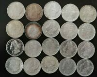 CONSIGNMENT LO  20 X KEY DATE AND SEMI KEY DATE MORGANS WIT
