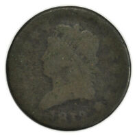 1812 CLASSIC HEAD LARGE CENT, CIRCULATED EARLY TYPE COIN [4159.24]