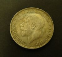 1918 GREAT BRITAIN 1 FLORIN  SILVER  FOREIGN COIN  2