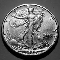 1923-S WALKING LIBERTY HALF DOLLAR  CHOICE AU 1  ASK ABOUT OUR PAYMENT PLANS