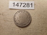 1909 LIBERTY NICKEL -   UNSLABBED COLLECTOR ALBUM COIN -  147281