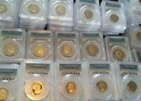 INVESTMENT LOT  20 PCGS PR70DCAM MIXED DATE PACKAGE COINS 1