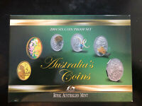 2004 SIX COIN PROOF SET AUSTRALIA'S COINS FROM THE ROYAL AUS