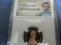 2019 W LINCOLN CENT NGC PF70RD UC PROOF LINCOLN PORTRAIT FIRST RELEASE.