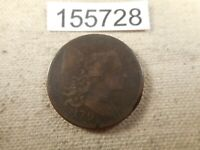 1794 LARGE CENT HEAD OF 94 -   COLLECTOR GRADE ALBUM COIN -  155728