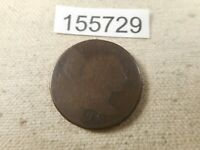 1795 LARGE CENT LETTERED EDGE   COLLECTOR GRADE ALBUM COIN -  155729
