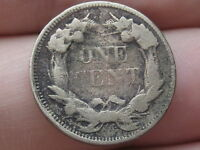 1858 FLYING EAGLE PENNY CENT-  TYPE COIN