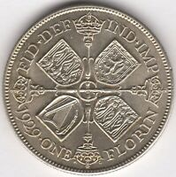 1929 GEORGE V SILVER FLORIN | BRITISH COINS | PENNIES2POUNDS