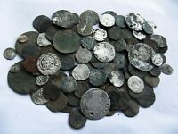 115 MEDIEVAL VERY NICE COINS