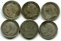 SCRAP STERLING SILVER COINS LOT 2