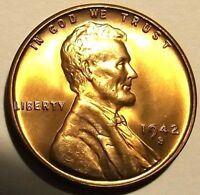 1942 S LINCOLN WHEAT 1C OVERSTOCK SALE