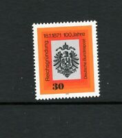 GERMANY 1970 IMPERIAL EAGLE SC 1052 MNH STAMP