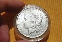 1880-O MORGAN DOLLAR HARDER DATE MINT STATE